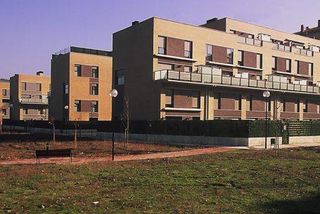 28+30 viviendas duplex en andoain