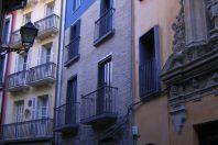 apartamentos tutelados en la calle florencio ansoleaga de pamplona
